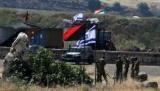 В Ізраїлі водій намагався наїхати на військових