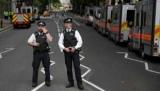 ЗМІ опублікували відео з місця наїзду автомобіля біля парламенту в Лондоні