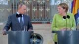 Пєсков розповів про переговори Путіна з Меркель