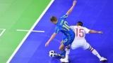 Футзал: Україна програла Іспанії і вилетіла з Євро-2018