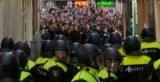 Футбол: Англійські фанати влаштували безлади в Амстердамі