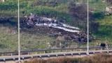 Ізраїльський льотчик отримав важкі травми після катапультування