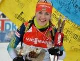 Біатлон: Юлія Джима виграла бронзу спринту на етапі Кубка світу